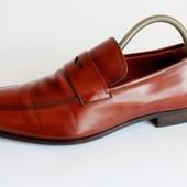 Туфли Cinque, Италия, оригинал, лак кожа полн, 44 р