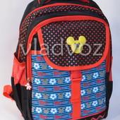 Рюкзак для школьников, дошкольников Микки Маус