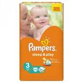 Pampers Sleep & Play 3,4,5