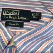 Рубашка  Polo Ralph Lauren  р. XL