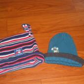 дешево! новые шапки одна некст,на 1-3года