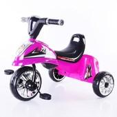 (!)Детский трехколесный велосипед М 5343-5347 Titan. Свет и звук