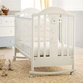 Кроватка Pali prestige classic white (012600)