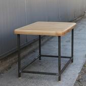 Столик в стиле LOFT