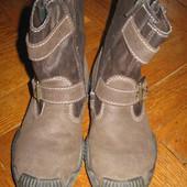 Чоботи (сапоги, ботинки) Twisty Water Tex  28 р. стелька 18 см. шкіра