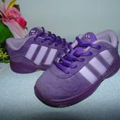 Кроссовки Adidas 23р-р,по стельке 14,5 см.Мега выбор обуви и одежды