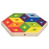 Hape Mosaic Puzzle мозаика из бамбука