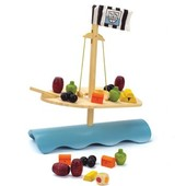Hape Stormy Seas игрушка-балансир из бамбука