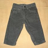 брюки Carter's микровельвет на 9мес.