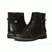женские ботинки натуральная кожа Модель: 0-8