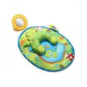 Развивающий коврик с подушкой Tiny Love Лягушонок (1201100058)