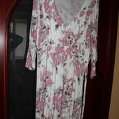 Красивое платье 52-54 размер Oodji