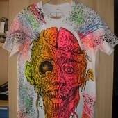 Мужская (подростковая) футболка.