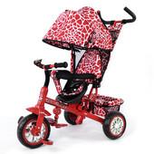 Зоо Трайк Тилли велосипед трехколесный детский Tilly Zoo bt-ct-0005