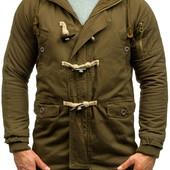 Мужская зимняя куртка парка Stegol