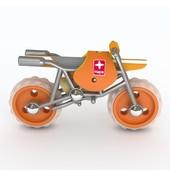 Hape Мотоцикл из бамбука E-Moto