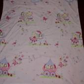 Фирменное постельное белье Постель полуторная для девочки с феями