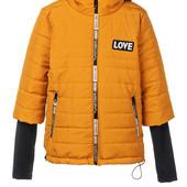 Куртка демисезонная для девочки Retro