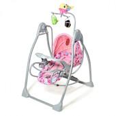 Кресло-качалка Baby Tilly Bt-sc-0003 Pink, розовый