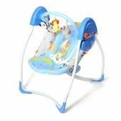 Кресло-качалка Baby Tilly bt-sc-002 Blue, голубой