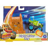 Fisher-Price Nickelodeon Blaze & the monster machines, light Rider Zeg - зег