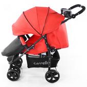 Коляска прогулочная Tilly Carrello Avanti Crl-1406 red, Красный