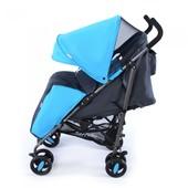 Коляска прогулочная-трость Tilly Carrelo Bravo crl-1404 blue, голубой