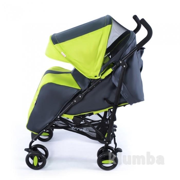 Коляска-трость Tilly Carrello Corsa crl-1401 green, зеленый фото №1