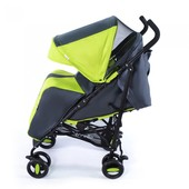 Коляска-трость Tilly Carrello Corsa crl-1401 green, зеленый