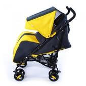 Коляска-трость Tilly Carrello Corsa crl-1401 yellow, желтый