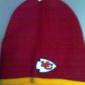 шапка nfl kansas city chiefs из сша new