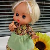 Кукла FIBA Италия винтаж, 30 см, б\у