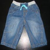 Продам джинсы на х/б подкладке Next 6-9 мес состояние отличное как новые