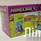 "Конструктор майнкрафт ""Minecraft"" 1013,1015,1017"