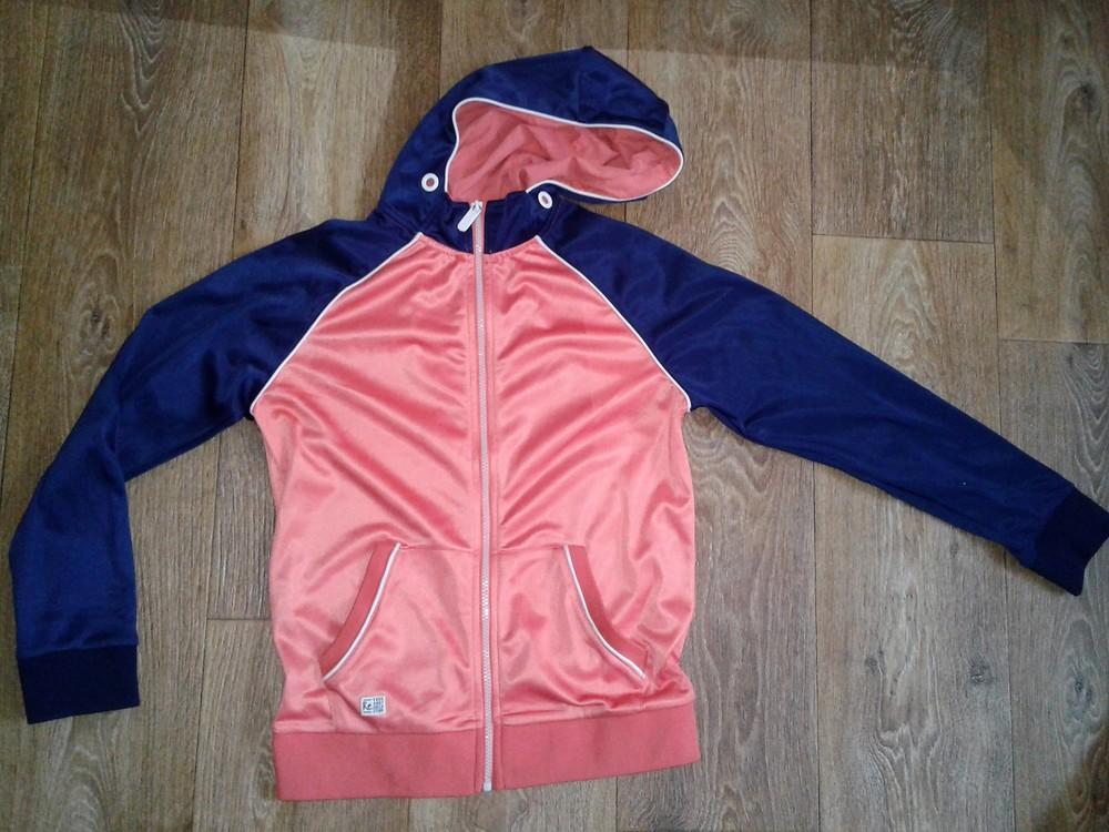 Спортивная кофта олимпийка толстовка свитшот свитер reserved rebel фото №1