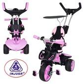 Велосипед Инджуса 3262-003 Injusa City Trike детский трехколесный