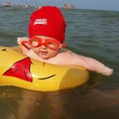 шапочка для плаванья 1-2года