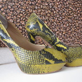Туфли Манго р.36 Полностью кожа в отличном состоянии