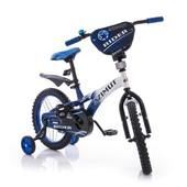 Детский двухколесный велосипед Азимут Райдер 12 14 16 Azimut Rider