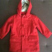 Пальто куртка John Lewis на 1 - 1.5 р. ріст 80 - 86 см стан нового