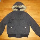 Демисезонная женская курточка 42 р. америк. на наш 44-46 р. (куртка, осень, весна, демі)