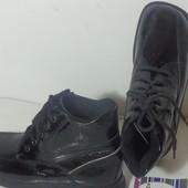 Ботинки деми натуральная кожа27р.382