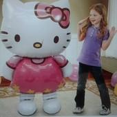 Надувной котёнок Kitty 115x67 см, новый