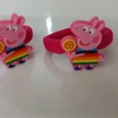 Качественные детские резинки Свинка Пеппа, новые