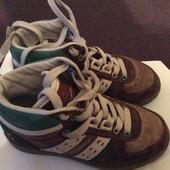 Кеди (черевики, кроссовки, ботинки) Next 30 розмір, 18,5 см шкіра