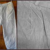 Б/у - брюки вельвет W 36, L 34