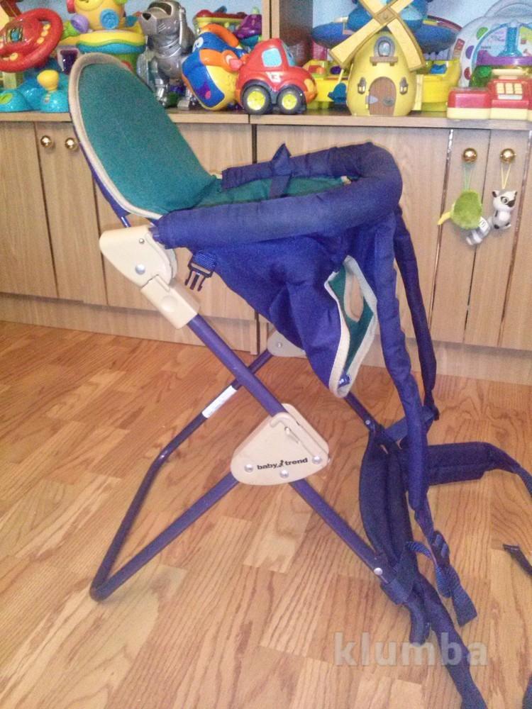 Кенгурушка стульчик для кормления фото №1