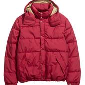 Мужская зимняя куртка H&M
