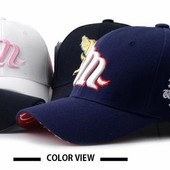 Бейсболки на любой вкус и цвет