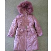 Пальто для девочек Donilo 2105